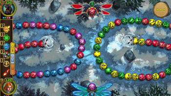 Screenshot3 - Marble Duel