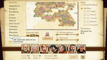 Screenshot4 - King of Dragon Pass