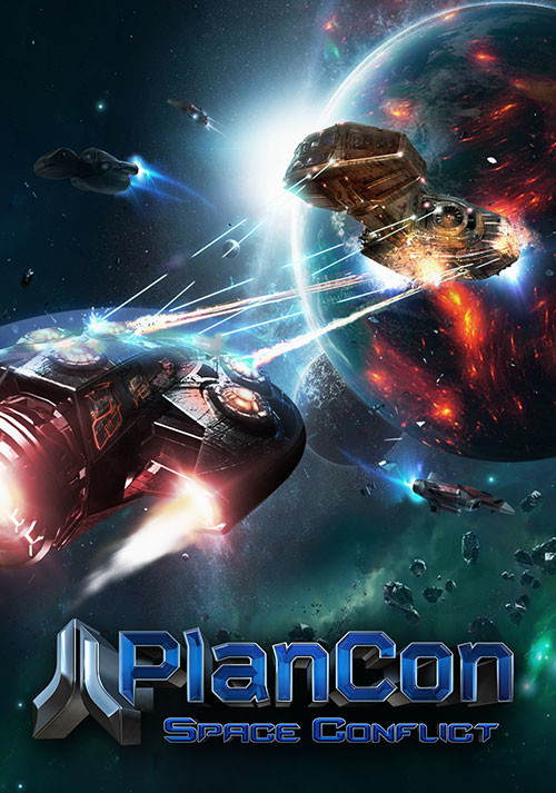 Plancon: Space Conflict - Cover / Packshot