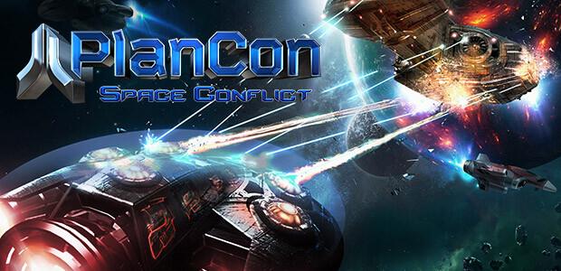 Plancon: Space Conflict - Cover / Packshot