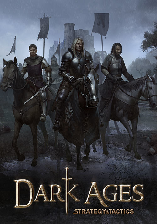 Strategy & Tactics: Dark Ages - Cover / Packshot