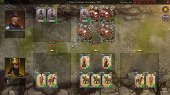 Screenshot1 - Strategy & Tactics: Dark Ages