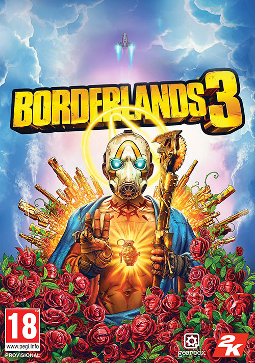 Borderlands 3 (Epic) - Cover / Packshot