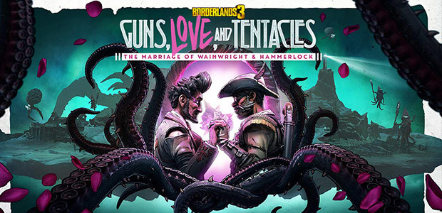 Borderlands 3: Guns, Love, and Tentacles - Cover / Packshot