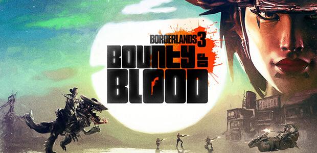 Borderlands 3: Bounty of Blood - Cover / Packshot