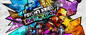 Borderlands 3: Psycho Krieg and the Fantastic FusterCluck (Epic)