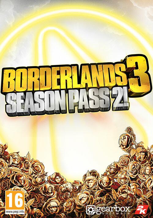 Borderlands 3: Season Pass 2 (Epic) - Cover / Packshot