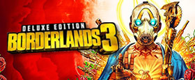 Borderlands 3 Deluxe Edition (Epic)