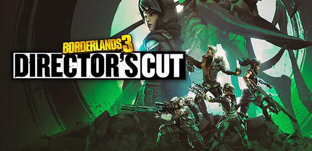 Borderlands 3: Director's Cut (Epic) - Cover / Packshot