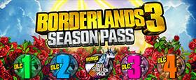 Borderlands 3: Season Pass (Epic)