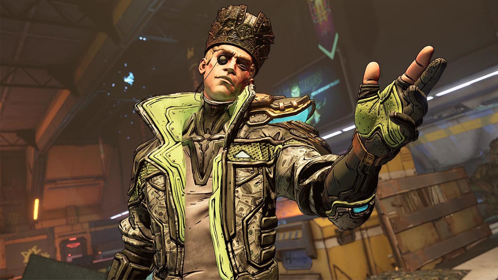 Borderlands 3 Moxxi S Heist Of The Handsome Jackpot Epic Games Cd Key For Pc And Mac Buy Now