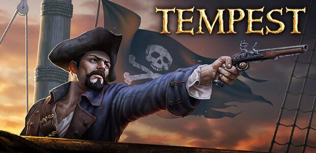 Tempest: Pirate Action RPG - Cover / Packshot