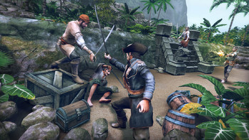 Screenshot5 - Tempest - Pirate City