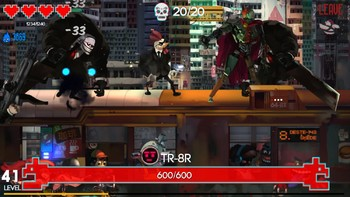 Screenshot1 - Chicken Assassin: Reloaded