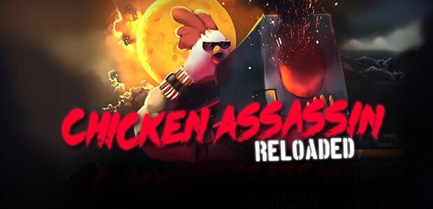 Chicken Assassin: Reloaded - Cover / Packshot