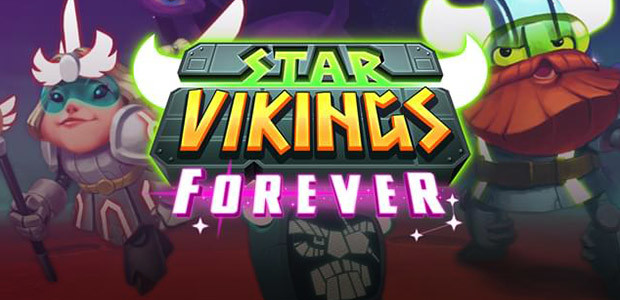 Star Vikings Forever - Cover / Packshot