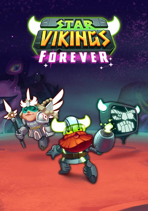 Star Vikings Forever - Cover / Packshot