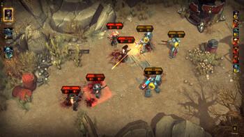 Screenshot6 - Warhammer 40,000: Space Wolf