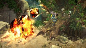 Screenshot7 - Warhammer 40,000: Space Wolf