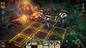 Screenshot1 - Warhammer 40,000: Space Wolf