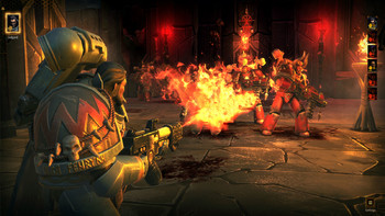 Screenshot4 - Warhammer 40,000: Space Wolf