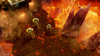 Screenshot5 - Warhammer 40,000: Space Wolf