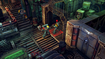 Screenshot8 - Warhammer 40,000: Space Wolf