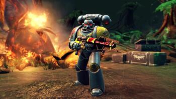 Screenshot2 - Warhammer 40,000: Space Wolf - Sigurd Ironside