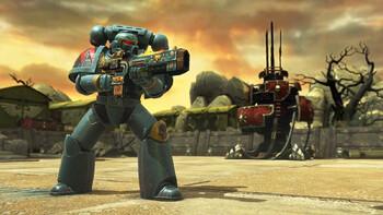 Screenshot3 - Warhammer 40,000: Space Wolf - Sigurd Ironside