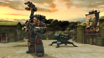 Screenshot1 - Warhammer 40,000: Space Wolf - Sigurd Ironside