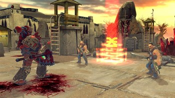 Screenshot4 - Warhammer 40,000: Space Wolf - Fall of Kanak