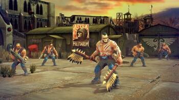 Screenshot2 - Warhammer 40,000: Space Wolf - Fall of Kanak