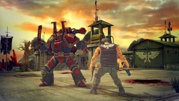 Screenshot6 - Warhammer 40,000: Space Wolf - Fall of Kanak