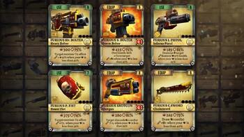 Screenshot8 - Warhammer 40,000: Space Wolf - Fall of Kanak