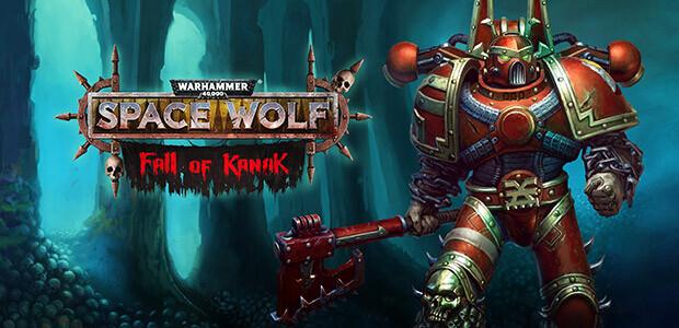 Warhammer 40,000: Space Wolf - Fall of Kanak - Cover / Packshot