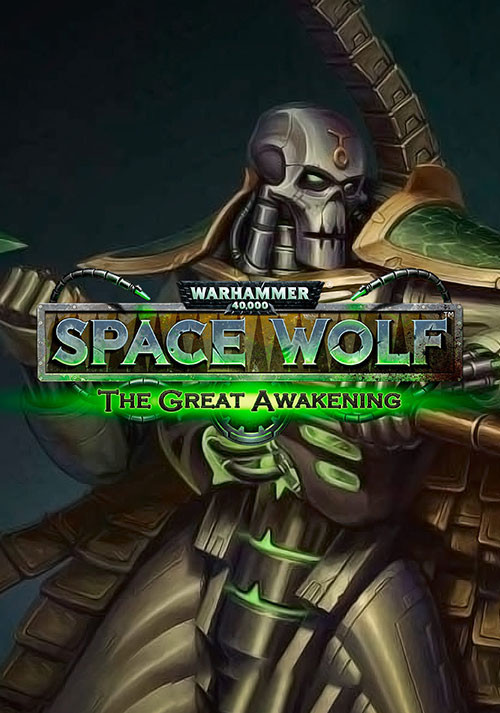 Warhammer 40,000: Space Wolf - Saga of the Great Awakening - Cover / Packshot