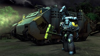 Screenshot1 - Warhammer 40,000: Space Wolf - Saga of the Great Awakening