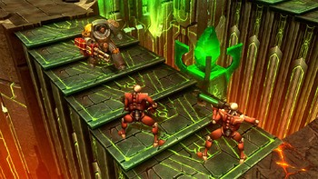 Screenshot2 - Warhammer 40,000: Space Wolf - Saga of the Great Awakening