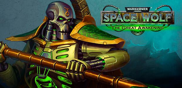 Warhammer 40,000: Space Wolf - Saga of the Great Awakening - Cover / Packshot