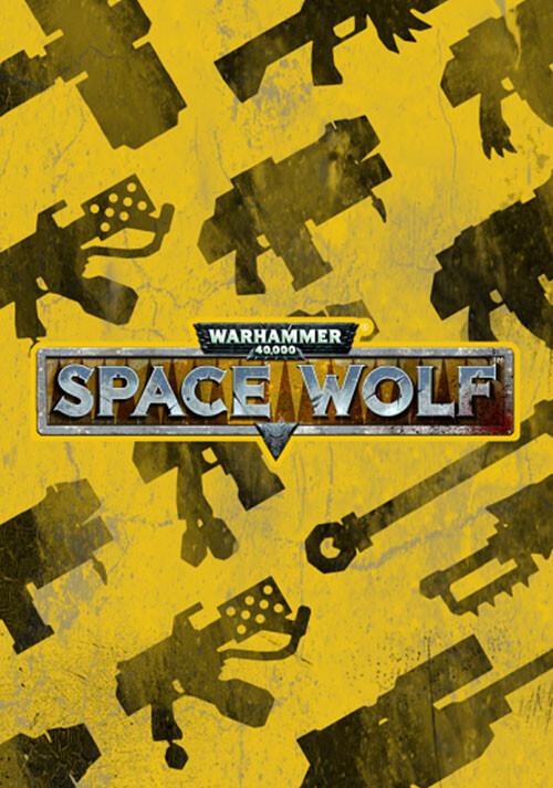 Warhammer 40,000: Space Wolf - Exceptional Card Pack - Cover / Packshot
