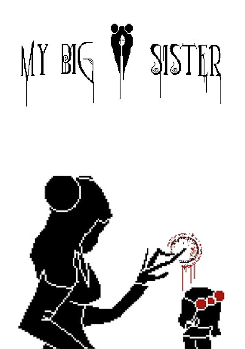 My Big Sister - Cover / Packshot