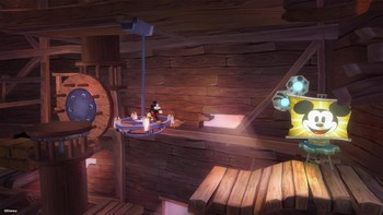 Screenshot2 - Disney Epic Mickey 2: The Power of Two