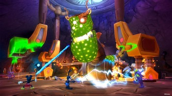 Screenshot3 - Disney Epic Mickey 2: The Power of Two