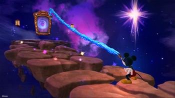 Screenshot4 - Disney Epic Mickey 2: The Power of Two