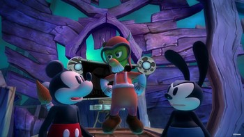 Screenshot5 - Disney Epic Mickey 2: The Power of Two