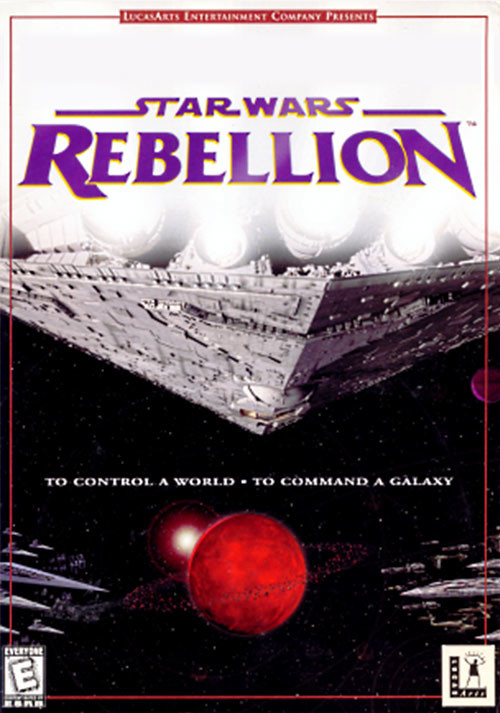 STAR WARS™ Rebellion - Cover / Packshot