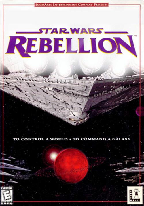 STAR WARS™ Rebellion - Cover / Packshot