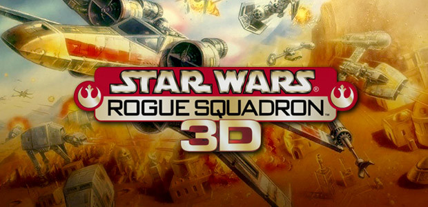 STAR WARS™: Rogue Squadron 3D - Cover / Packshot