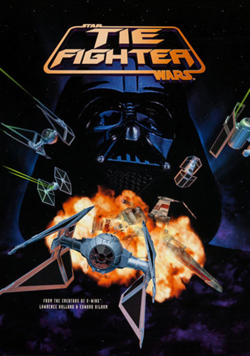 STAR WARS™: TIE Fighter Special Edition - Cover