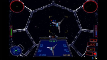 Screenshot1 - STAR WARS™: TIE Fighter Special Edition